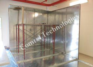 Antenna chamber