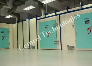 EMC chamber