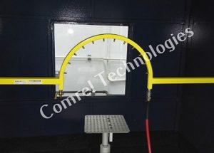 Spray Test Chamber